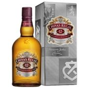 Whisky Chivas Regal 12 anos - 1L -