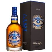 Whisky Chivas Regal 18 anos - 750ml -