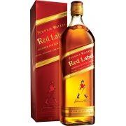 Whisky Johnnie Walker Red Label - 1L -