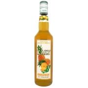 Xarope de Fruta Abacaxi e Hortelã Kaly - 700ml -