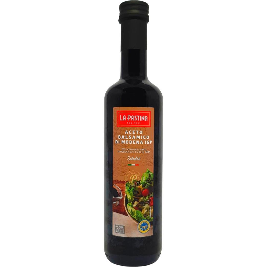 Aceto Balsâmico Di Modena IGP Saladas La Pastina - 500ml -