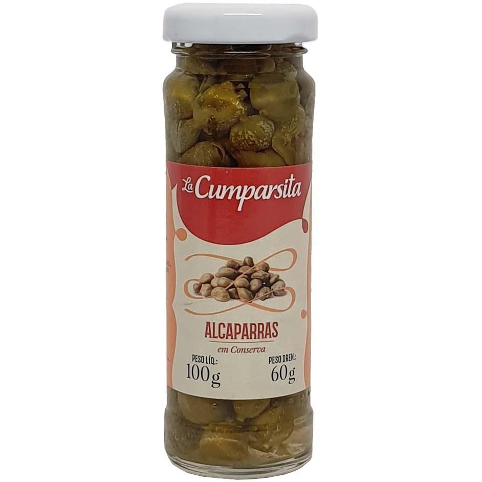 Alcaparras La Cumparsita- 100g -