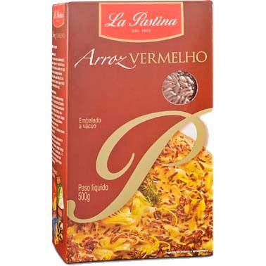 Arroz Vermelho La Pastina - 500g -