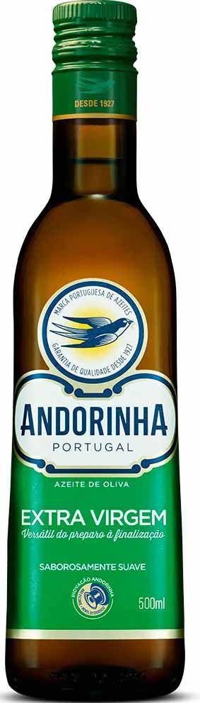 Azeite Extra Virgem Andorinha - 500ml -