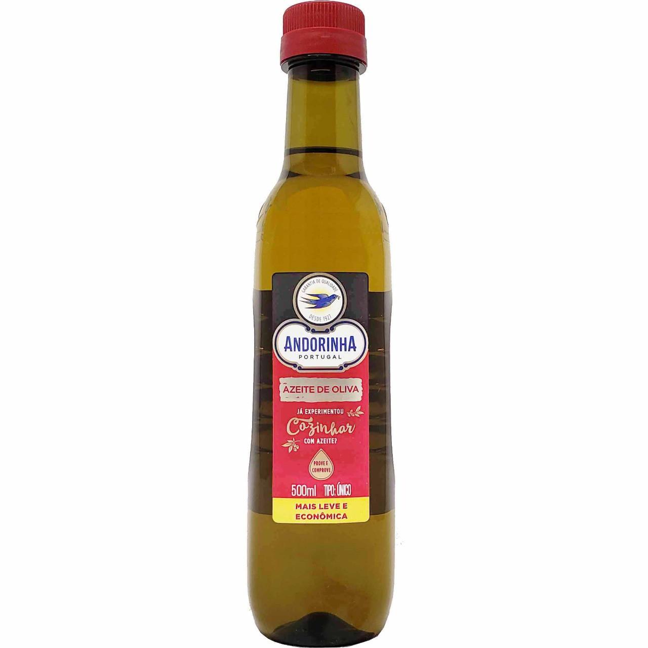 Azeite de Oliva Andorinha - 500ml -