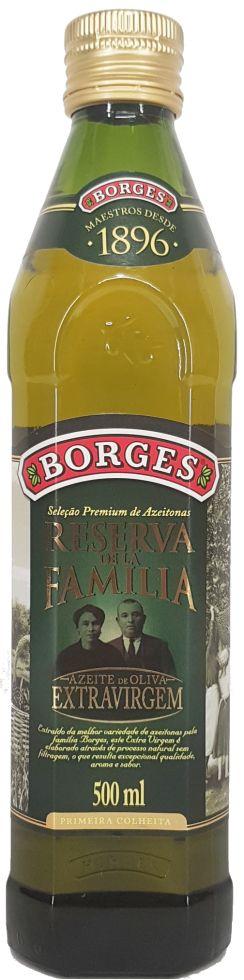 Azeite de Oliva Extra Virgem Borges Reserva de la Familia - 500ml -