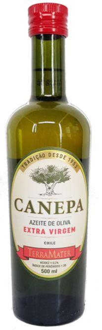 Azeite de Oliva Extra Virgem Canepa - 500ml -