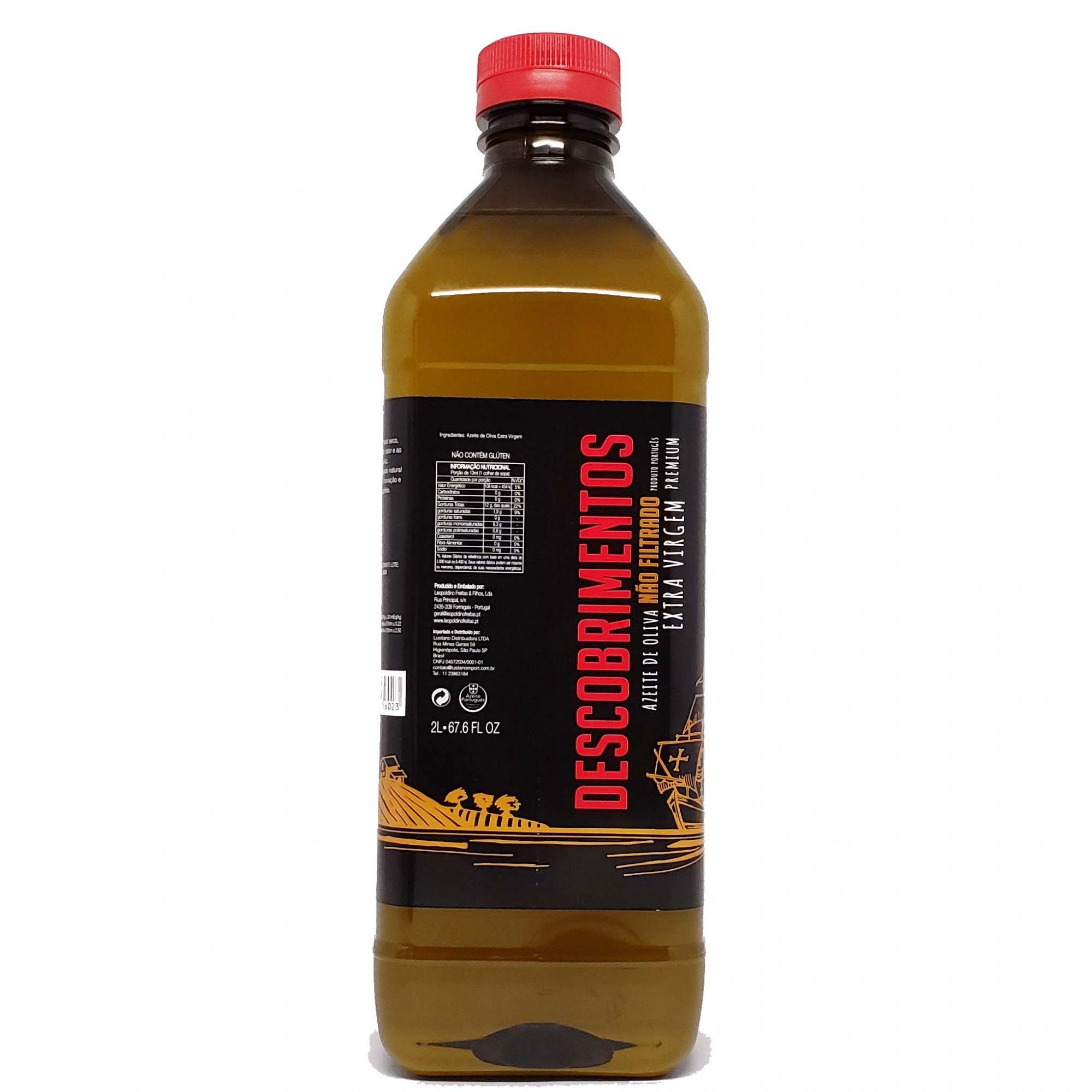 Azeite de Oliva Extra Virgem Descobrimentos - 2L -