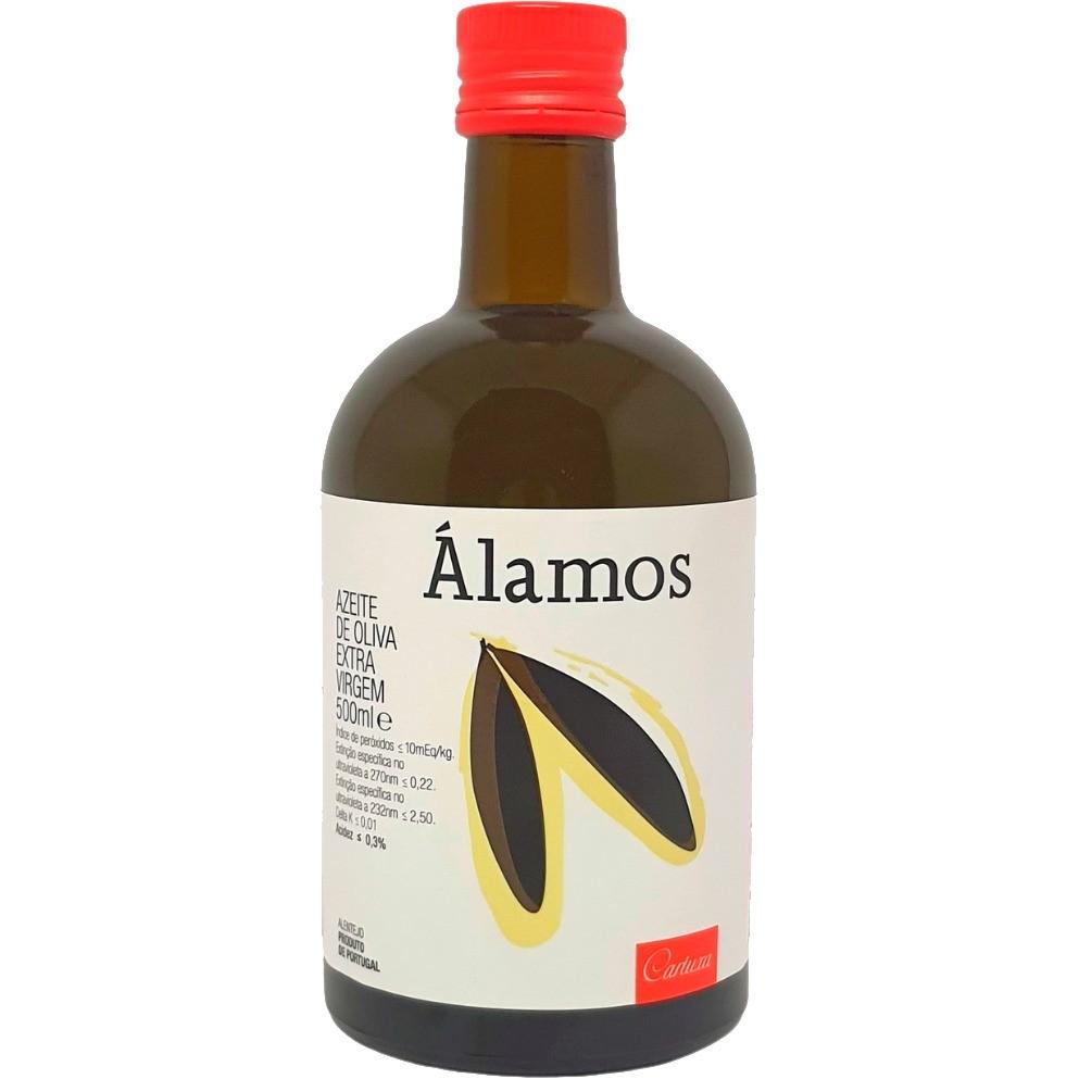 Azeite de Oliva Extra Virgem Álamos Cartuxa - 500ml -