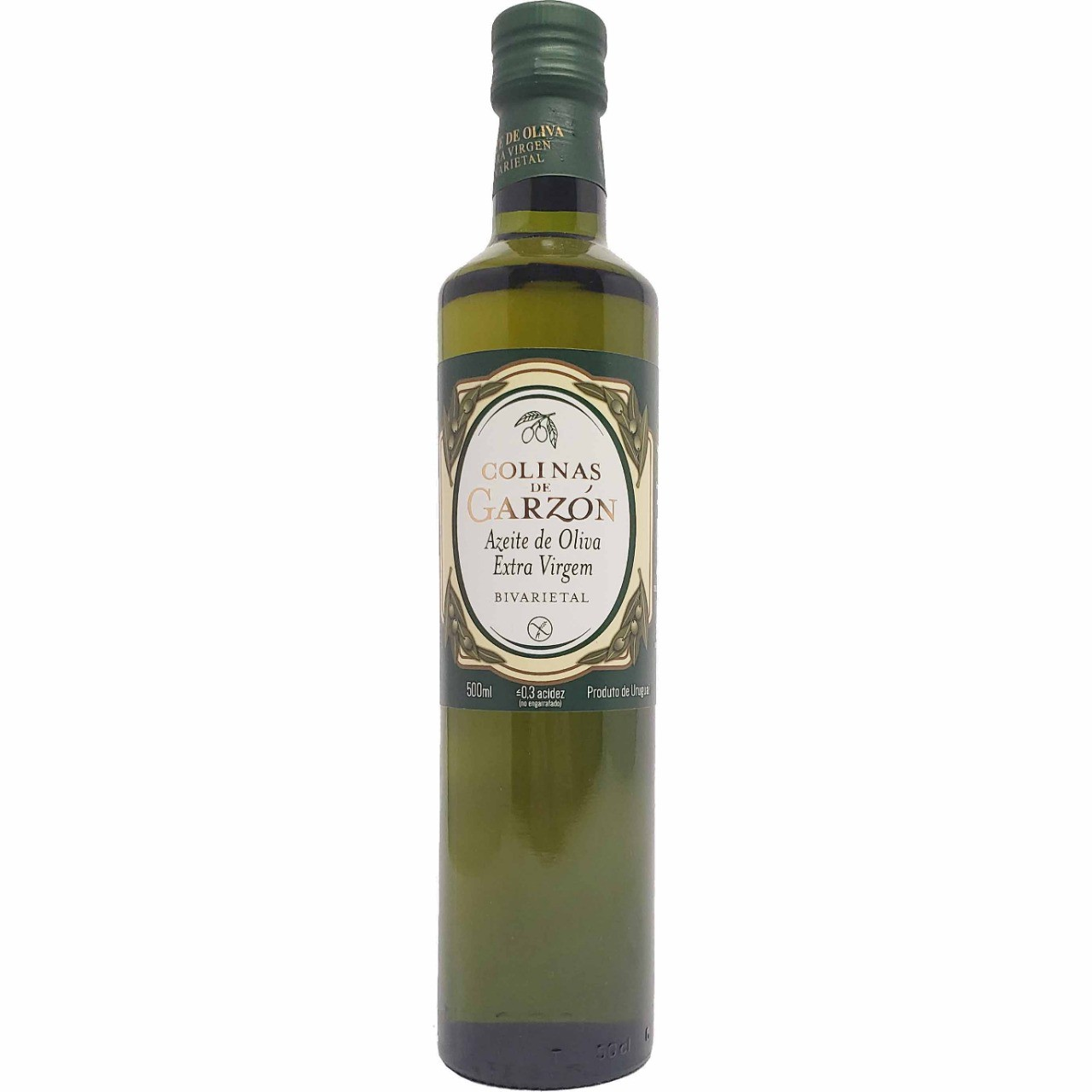 Azeite de Oliva Extra Virgem Bivarietal Colinas de Garzón - 500ml -