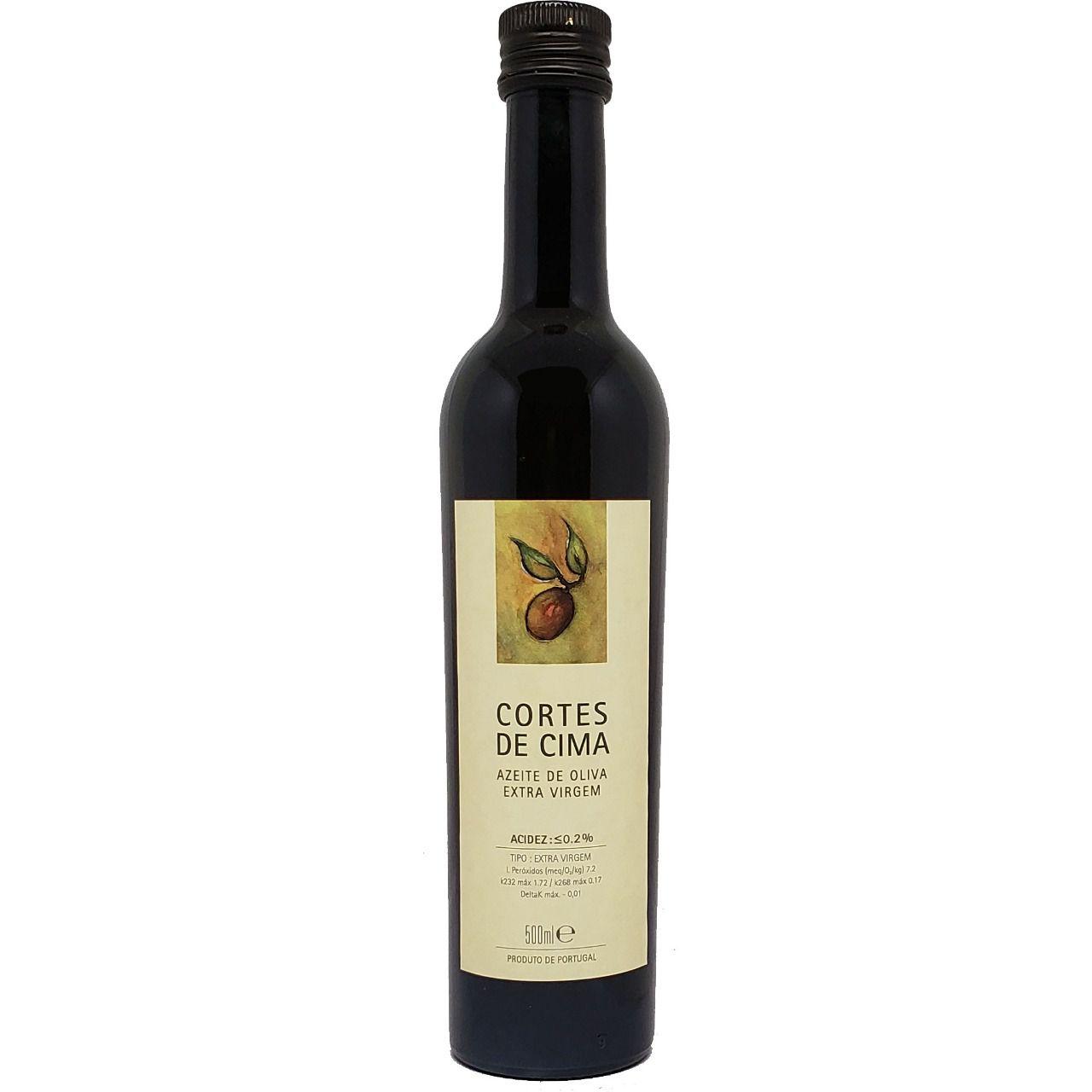 Azeite de Oliva Extra Virgem Cortes de Cima - 500ml -