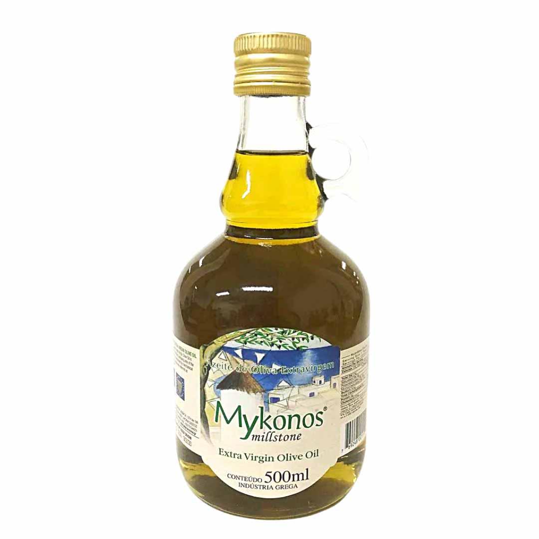 Azeite de Oliva Extra Virgem Mykonos - 500ml -