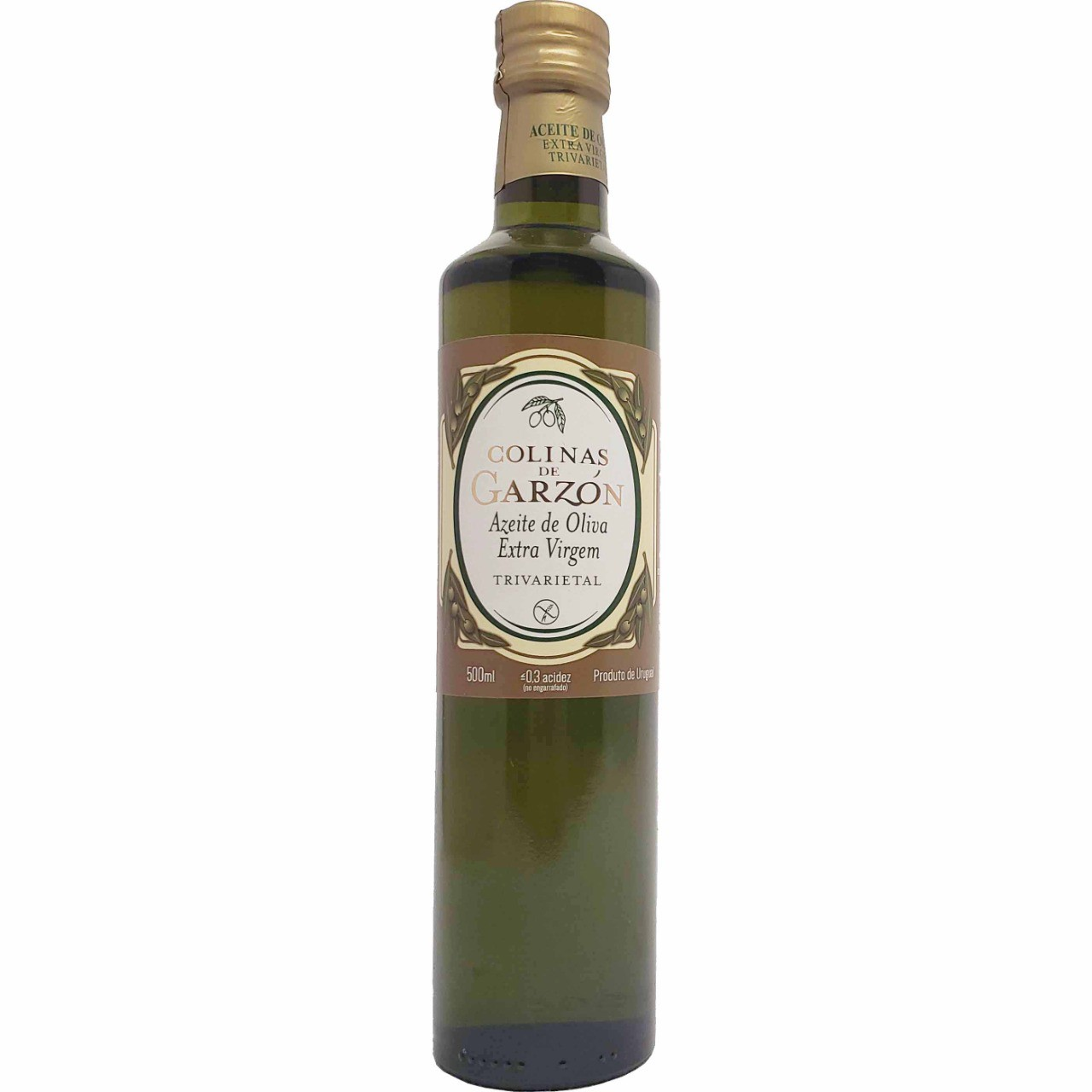 Azeite de Oliva Extra Virgem Trivarietal Colinas de Garzón - 500ml -