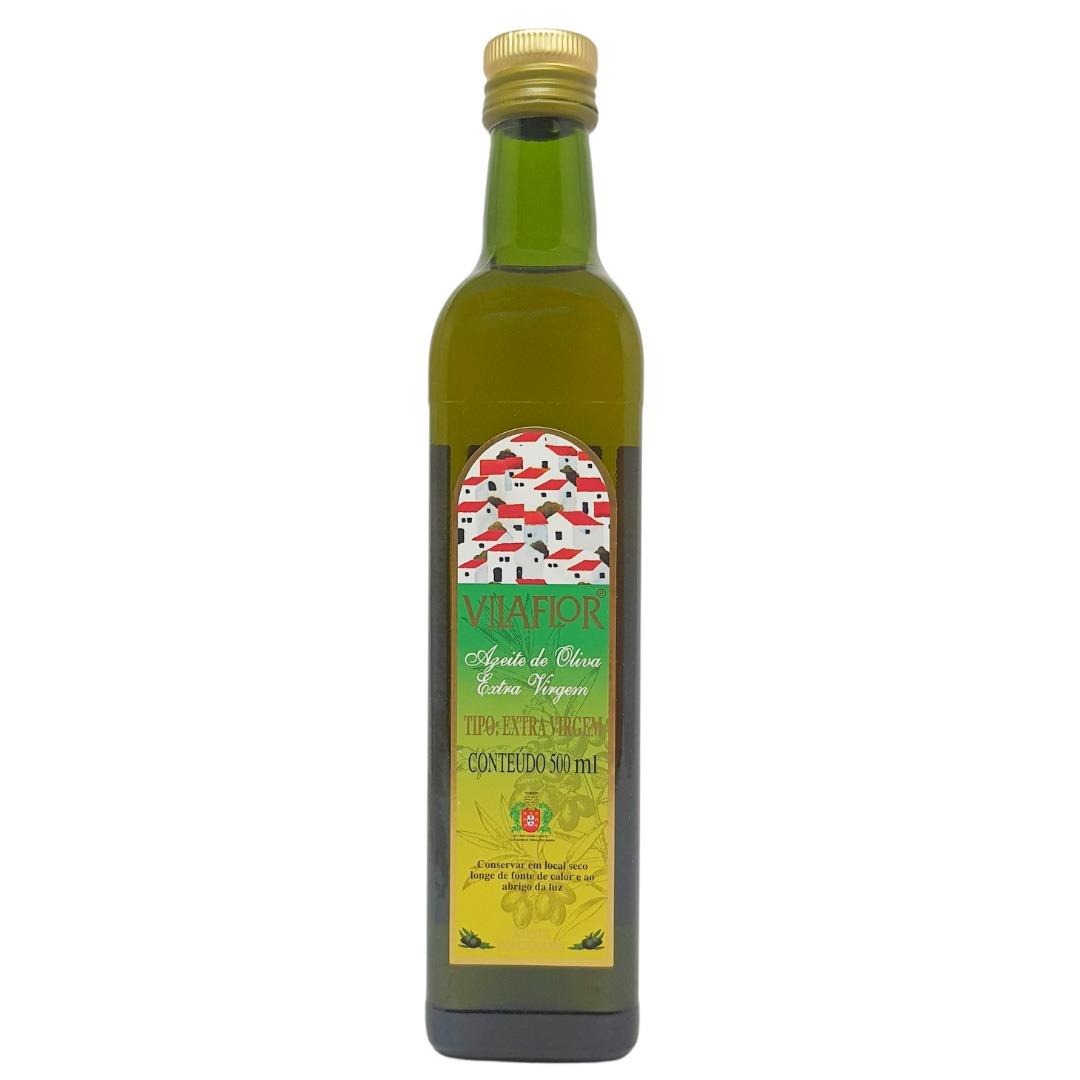 Azeite de Oliva Extra Virgem VilaFlor - 500ml -