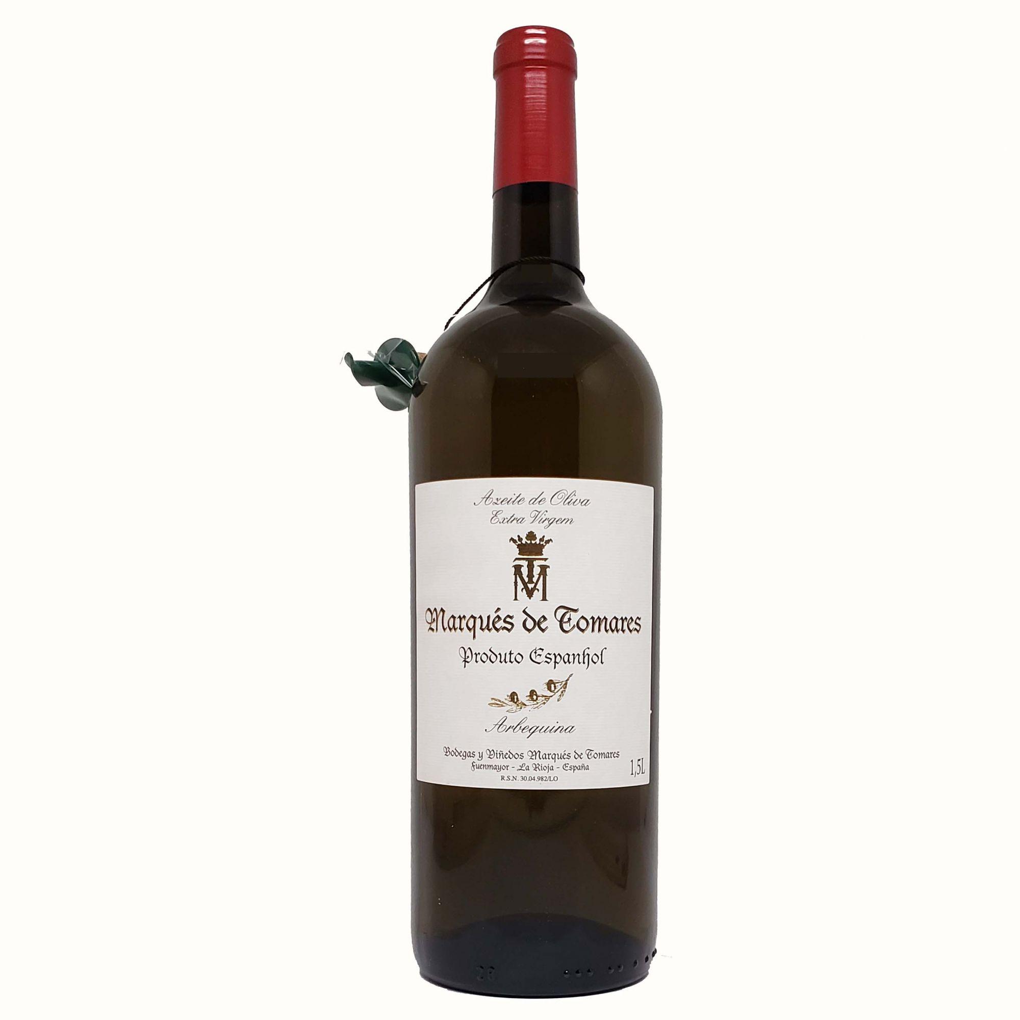 Azeite de Oliva Extra Virgem Marqués de Tomares - 1,5L -