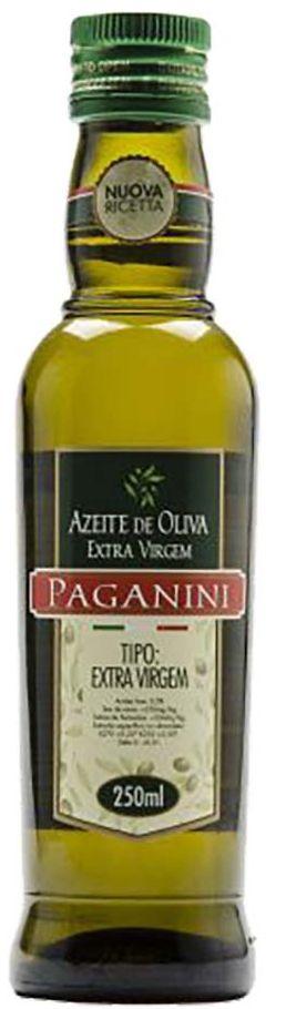Azeite de Oliva Extra Virgem Paganini - 250ml -