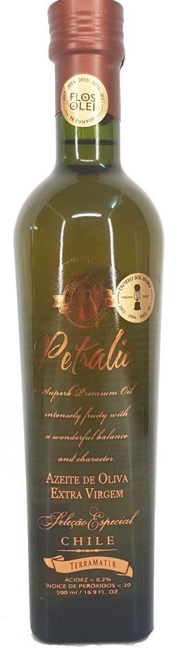 Azeite de Oliva Extra Virgem Petralia - 500ml -