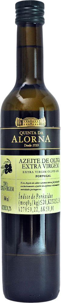 Azeite de Oliva Extra Virgem Quinta da Alorna - 500ml