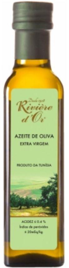 Azeite de Oliva Extra Virgem Riviére d´Or - 250ml -