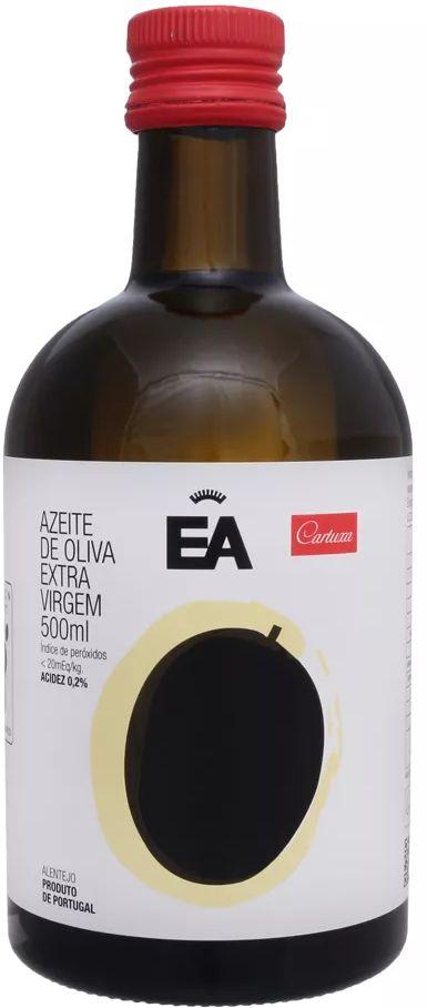 Azeite Extra Virgem EA Cartuxa- 500ml -
