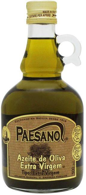 Azeite Italiano Extra Virgem Paesano - 500ml -