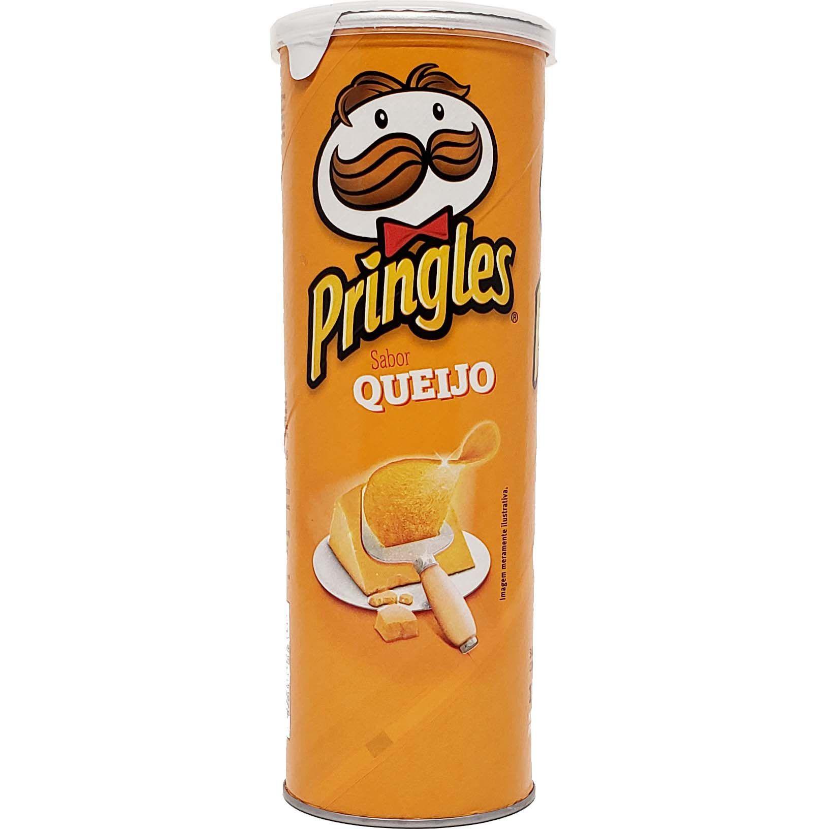 Batata Frita Sabor Queijo Pringles - 120g -
