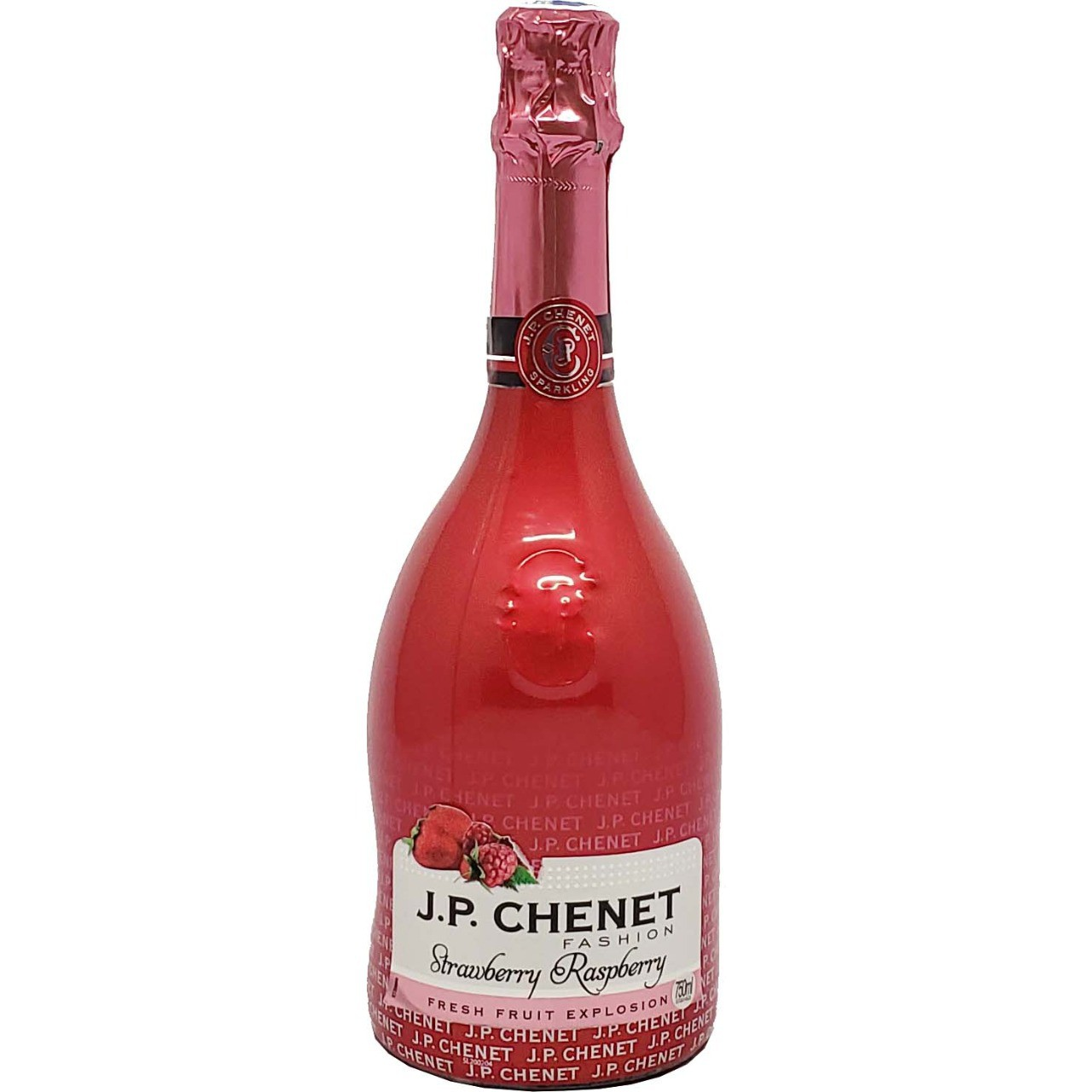 Espumante J.P Chenet Fashion Strawberry Raspberry - 750ml -