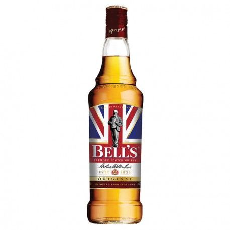 Whisky Bell's Original Blended Scotch - 700ml -