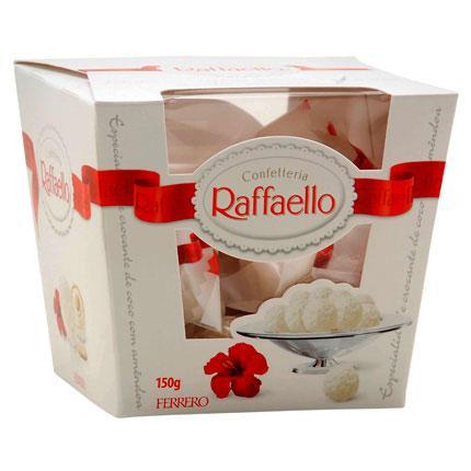 Bombom Ferrero Rocher Raffaello 150g