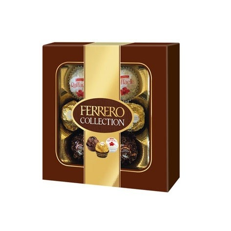 Ferrero Rocher Collection 77g (7 unidades)