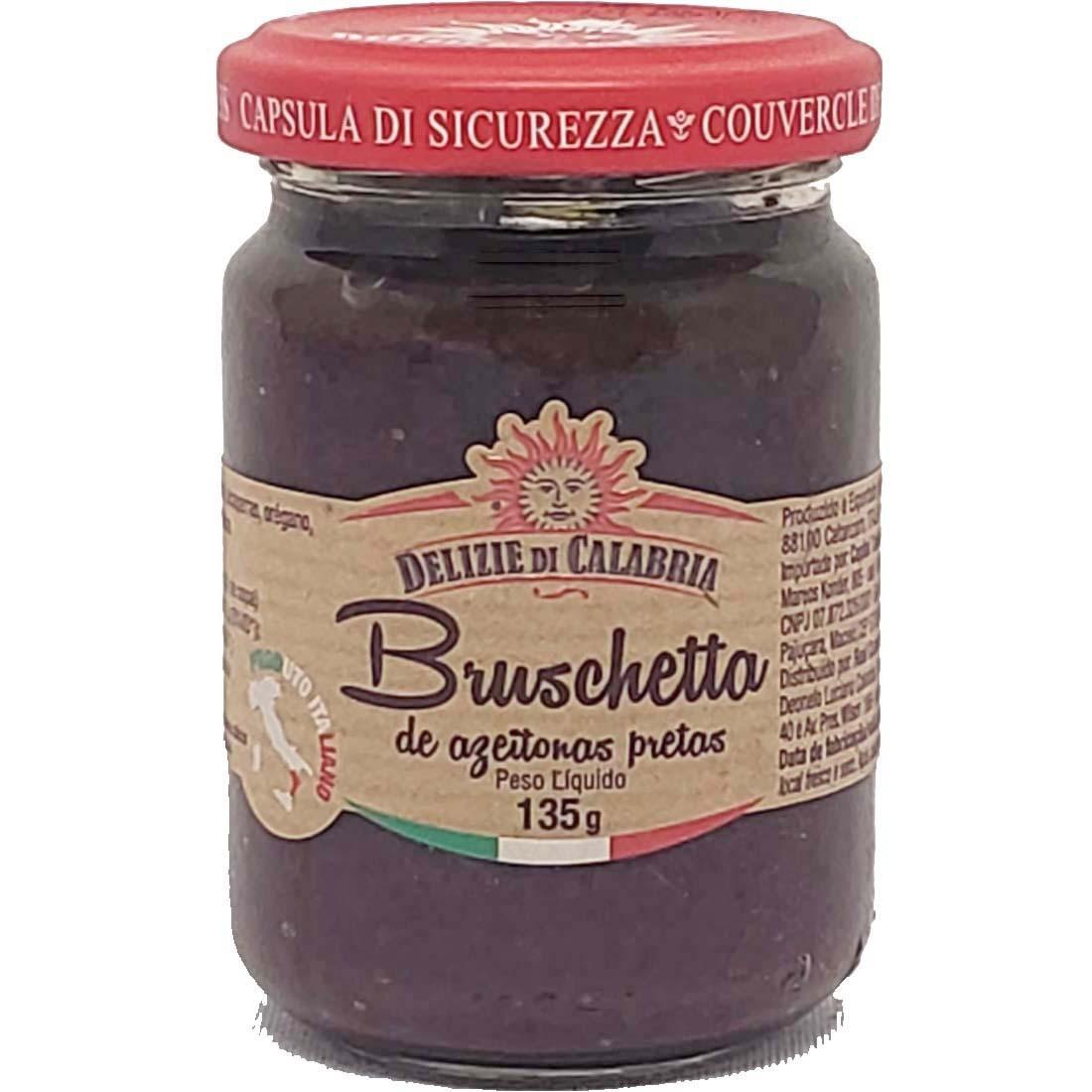 Bruschetta Delizie Di Calabria - 135g -