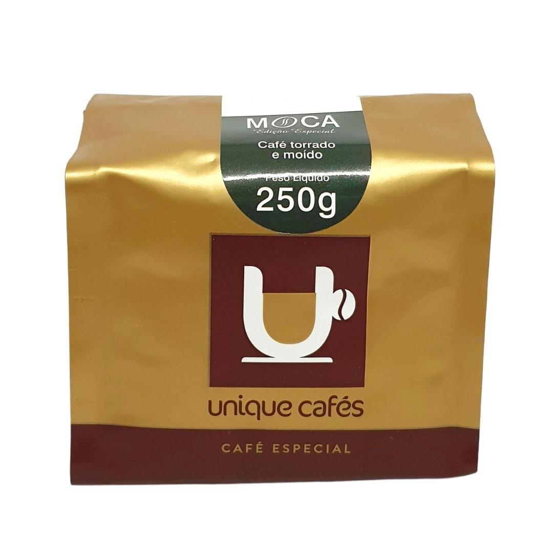 Café Especial Moca Unique Cafés - 250g -