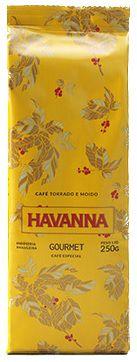 Café Gourmet Especial Torrado e Moído Havanna - 250g -