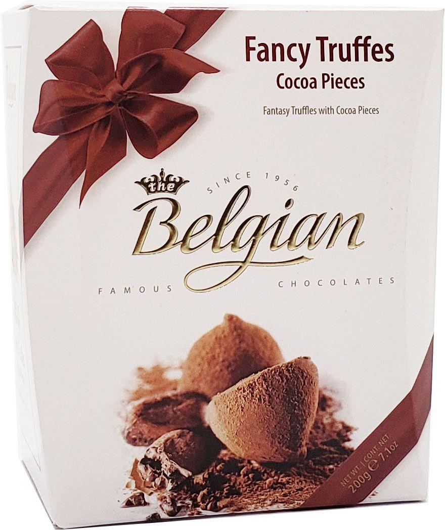 Trufa Belga Fancy Cocoa Pieces The Belgian - 200g -