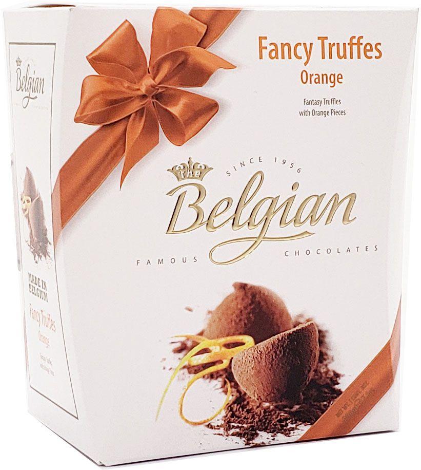 Trufa Belga Fancy Orange Pieces The Belgian - 200g -