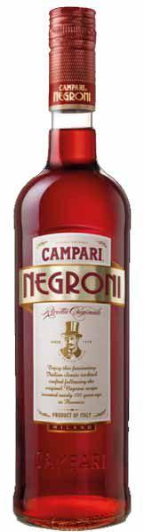 Campari Negroni Milano - 700ml -
