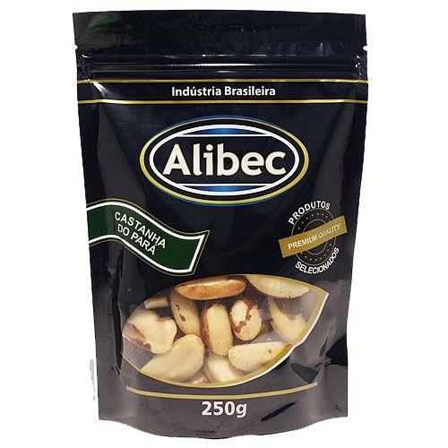 Castanha do Pará Alibec - 250g -