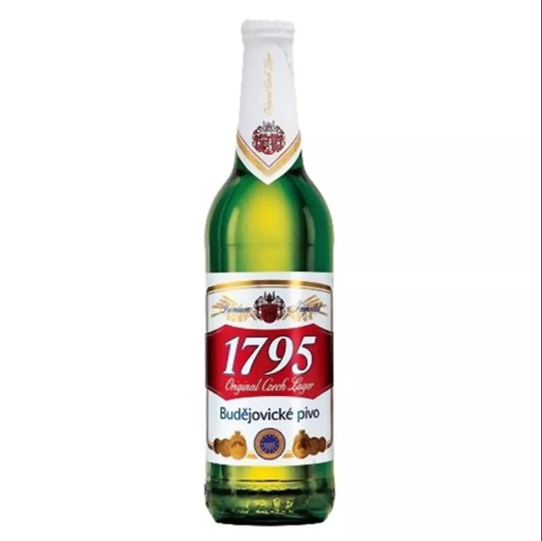 Cerveja 1795 Original CZECH Lager - 500ml -