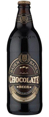 Cerveja Baden Baden Chocolate  - 600ml -