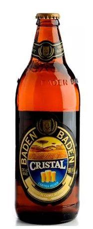 Cerveja Baden Baden Cristal  - 600ml -