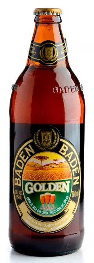Cerveja Baden Baden Golden  - 600ml -