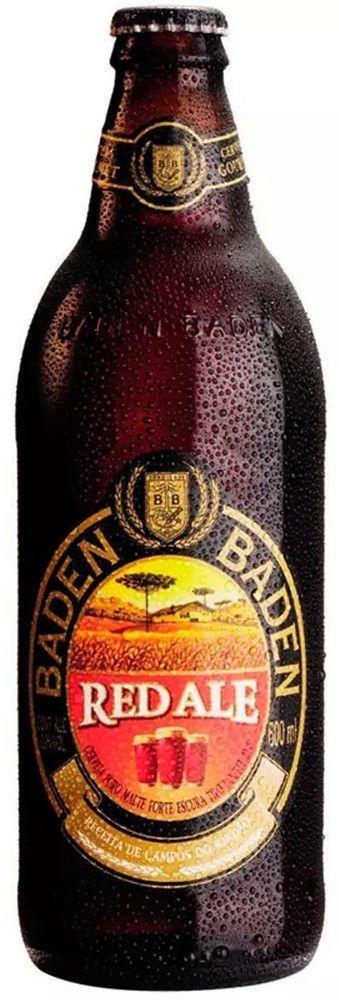 Cerveja Baden Baden Red Ale - 600ml -