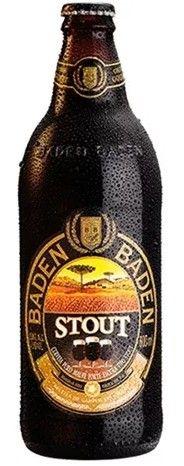 Cerveja Baden Baden Stout  - 600ml -