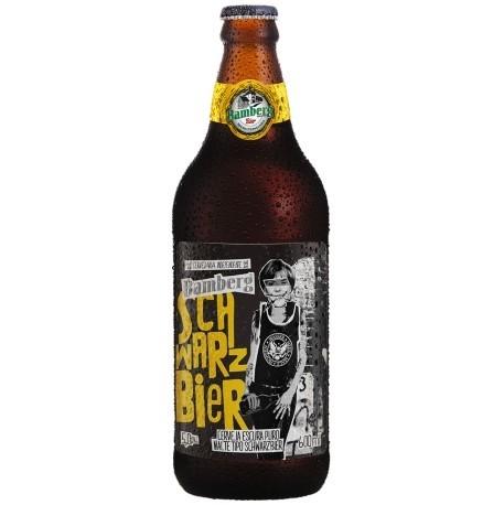 Cerveja Bamberg Schwarzbier - 600ml -