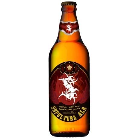 Cerveja Bamberg Sepultura Ale - 600ml -
