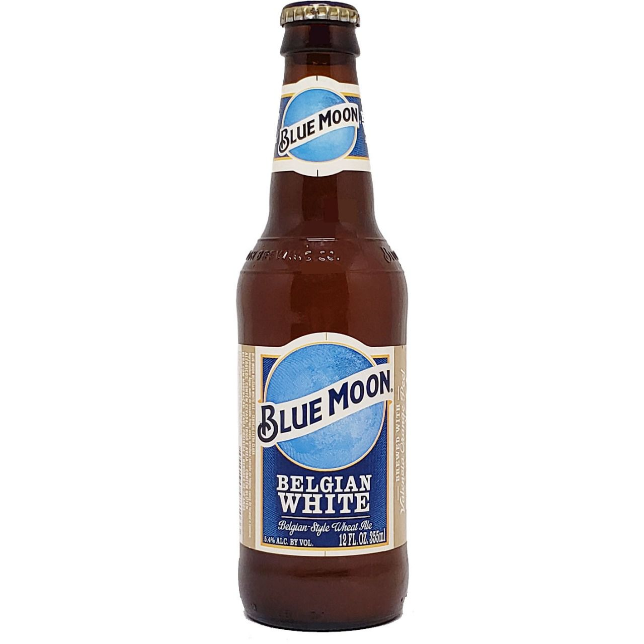Cerveja Blue Moon Belgian White - 355ml -