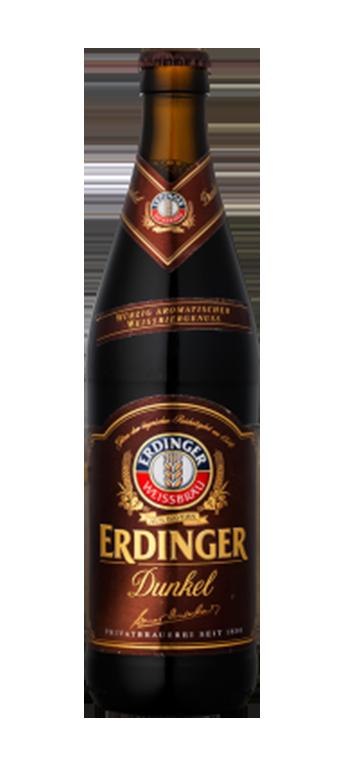 Cerveja Erdinger Dunkel - 500ml -