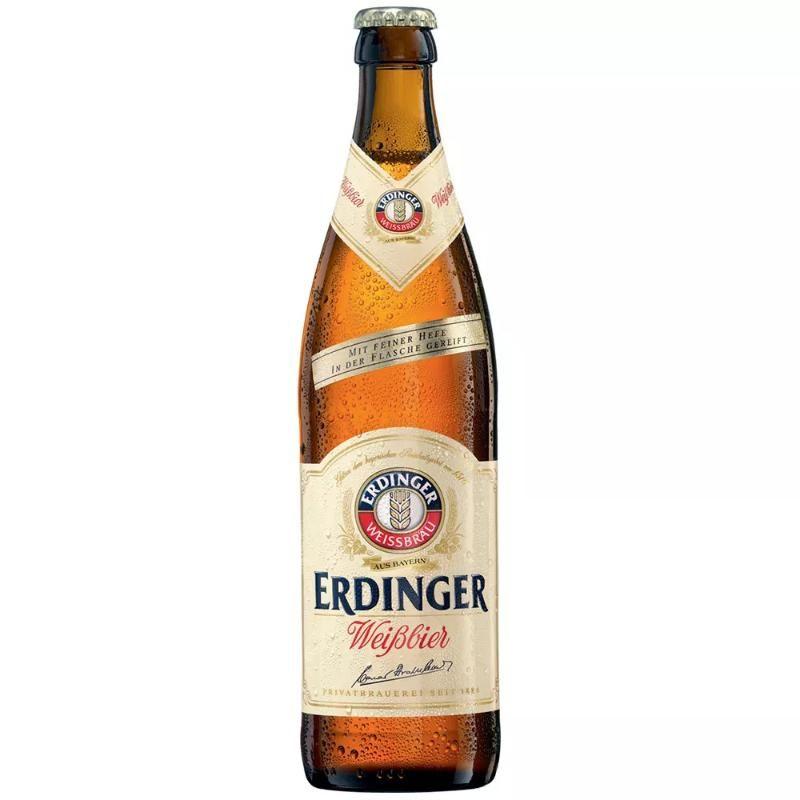 Cerveja Erdinger Weissbier Alemanha - 500ml -