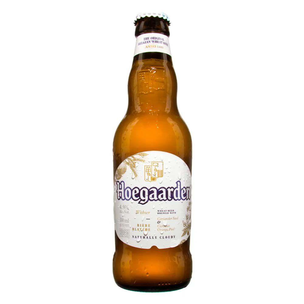 Cerveja Hoegaarden Wit - 330ml -