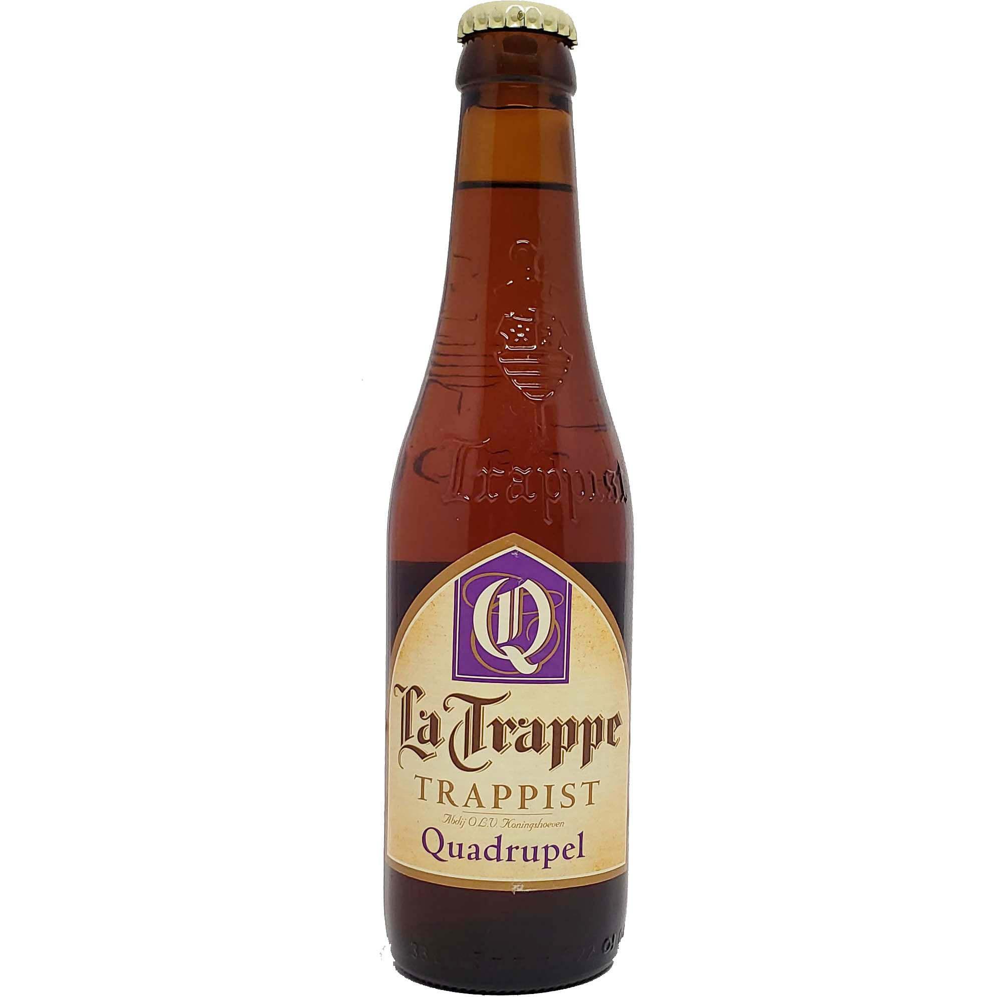 Cerveja  La Trappe  Quadrupel - 330ml -